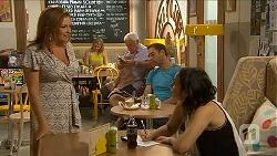 Terese Willis, Lou Carpenter, Imogen Willis in Neighbours Episode 6885
