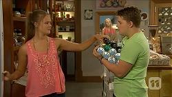 Josie Lamb, Callum Jones in Neighbours Episode 6885