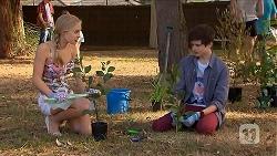 Josie Mackay, Bailey Turner in Neighbours Episode 6885