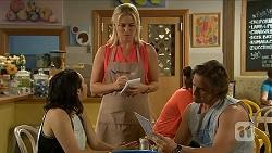 Imogen Willis, Lauren Turner, Brad Willis in Neighbours Episode 6885