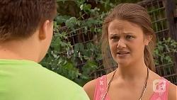 Callum Jones, Josie Lamb in Neighbours Episode 6885