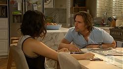 Imogen Willis, Brad Willis in Neighbours Episode 6886