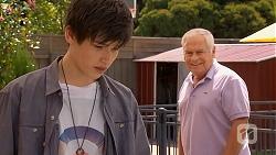 Bailey Turner, Lou Carpenter in Neighbours Episode 6886