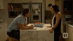 Brad Willis, Imogen Willis in Neighbours Episode 6886