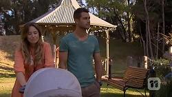 Sonya Mitchell, Mark Brennan in Neighbours Episode 6887