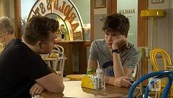 Callum Jones, Bailey Turner in Neighbours Episode 6887