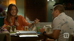 Sonya Mitchell, Toadie Rebecchi in Neighbours Episode 6888