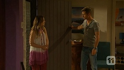 Sonya Rebecchi, Mark Brennan in Neighbours Episode 6888