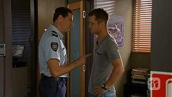 Matt Turner, Mark Brennan in Neighbours Episode 6888