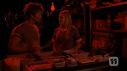 Daniel Robinson, Amber Turner in Neighbours Episode 6888
