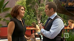 Naomi Canning, Toadie Rebecchi in Neighbours Episode 6888