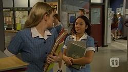 Amber Turner, Imogen Willis in Neighbours Episode 6888
