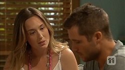 Sonya Rebecchi, Mark Brennan in Neighbours Episode 6889
