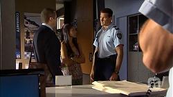 Toadie Rebecchi, Sienna Matthews, Matt Turner in Neighbours Episode 6889