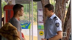 Mark Brennan, Matt Turner in Neighbours Episode 6889