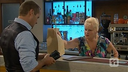 Toadie Rebecchi, Sheila Canning in Neighbours Episode 6889