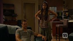 Mark Brennan, Sienna Matthews in Neighbours Episode 6889