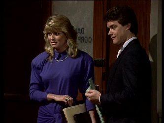 Debra Fleming, Paul Robinson in Neighbours Episode 0291