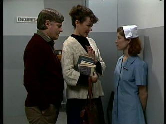 Tom Ramsay, Jean Richards, Nurse in Neighbours Episode 0291