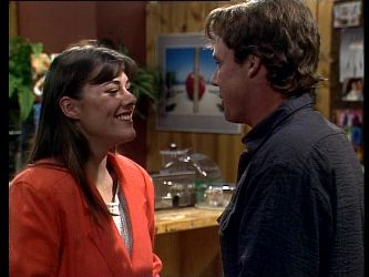 Zoe Davis, Tony Chapman in Neighbours Episode 0292