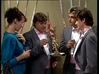 Jean Richards, Tom Ramsay, Shane Ramsay, Danny Ramsay in Neighbours Episode 0296
