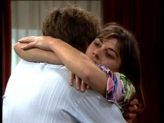 Tony Chapman, Zoe Davis in Neighbours Episode 0297