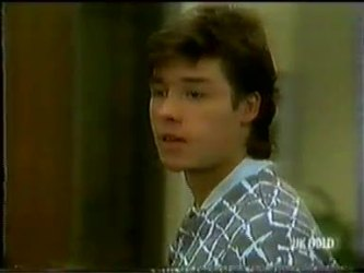 Mike Young in Neighbours Episode 0300