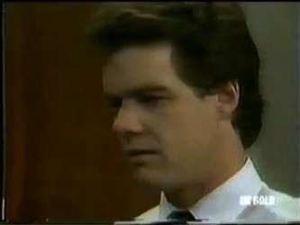 Paul Robinson in Neighbours Episode 0300