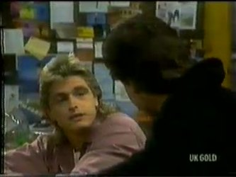 Shane Ramsay, Paul Robinson in Neighbours Episode 0300