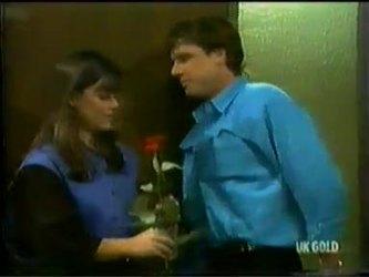 Zoe Davis, Tony Chapman in Neighbours Episode 0300