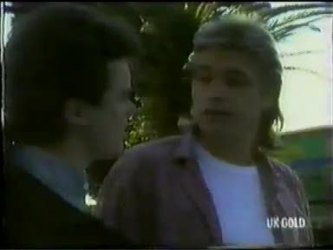 Paul Robinson, Shane Ramsay in Neighbours Episode 0300