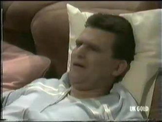 Des Clarke in Neighbours Episode 0301