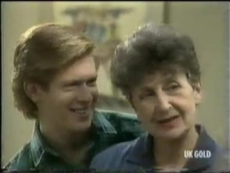 Clive Gibbons, Nell Mangel in Neighbours Episode 0301