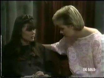 Zoe Davis, Daphne Clarke in Neighbours Episode 0301