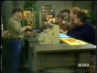 Alex Carter, Tom Ramsay, Clive Gibbons, Graham Gibbons in Neighbours Episode 0303