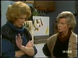Madge Bishop, Helen Daniels in Neighbours Episode 0303