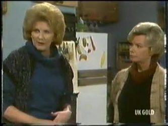 Madge Bishop, Helen Daniels in Neighbours Episode 0304