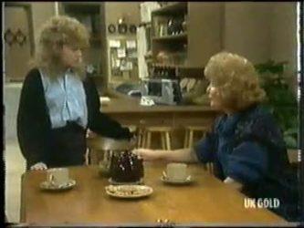 Charlene Mitchell, Madge Bishop in Neighbours Episode 0304