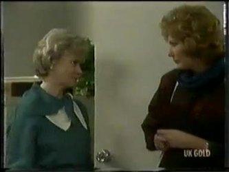Helen Daniels, Madge Bishop in Neighbours Episode 0305