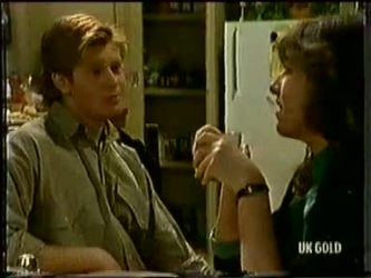 Clive Gibbons, Susan Cole in Neighbours Episode 0332