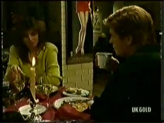 Susan Cole, Clive Gibbons in Neighbours Episode 0333