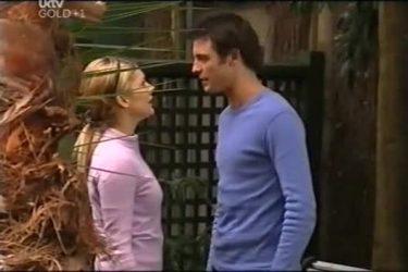 Izzy Hoyland, Malcolm Kennedy in Neighbours Episode 4403