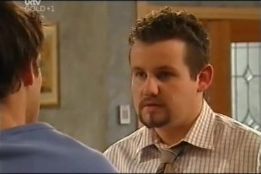Malcolm Kennedy, Toadie Rebecchi in Neighbours Episode 4403