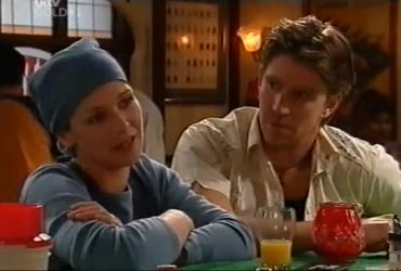 Steph Scully, Gus Cleary in Neighbours Episode 4421