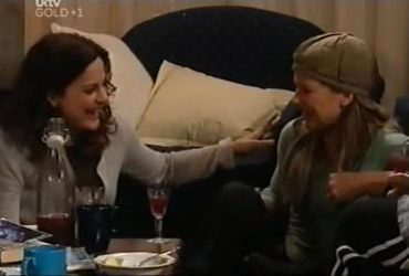 Liljana Bishop, Steph Scully in Neighbours Episode 4421