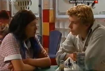 Sky Mangel, Boyd Hoyland in Neighbours Episode 4422