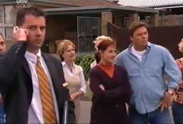 Bidder, Susan Kennedy, Joe Scully in Neighbours Episode 4422