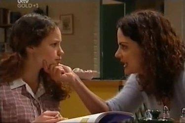Serena Bishop, Liljana Bishop in Neighbours Episode 4423