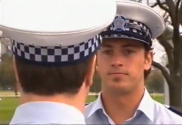 Allan Steiger, Stuart Parker in Neighbours Episode 4434