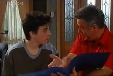 Stingray Timmins, Gino Esposito in Neighbours Episode 4476